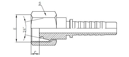 Hidraulični sklop rezervnih dijelova