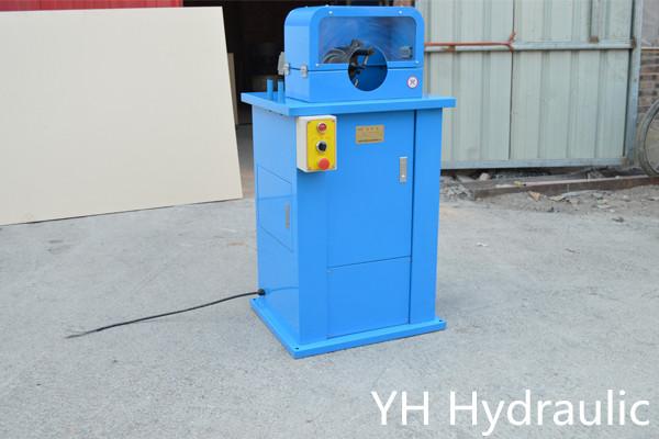 hidraulična mašina za ljuštenje creva